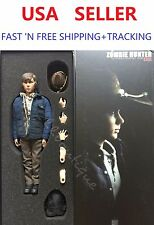CGL TOYS 1/6 Scale The Walking Dead Carl Grimes Figure & Accessories Full Set