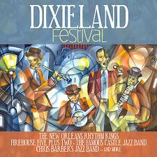 CD Dixieland Festival de Varios Artistas con Chris Barber y Estación de bomberos