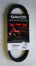 Yamaha Rhino Grizzly 700 Dayco XTX Drive Clutch Performance Belt | XTX2241