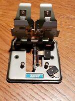Kalt 3-Way Wet Splicer For Super-8 & Regular 8mm & 16 mm Film.
