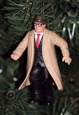 VINCE LOMBARDI CUSTOM CHRISTMAS ORNAMENT GREEN BAY PACKERS