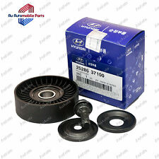 Genuine Hyundai/Kia PULLEY-IDLER Part 25286 37100