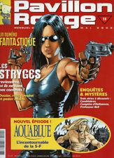 PAVILLON ROUGE N°11. Mai  2002.