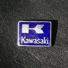 MOTORCYCLE Pin Badge KAWASAKI