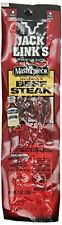 Jack Links Premium Cuts Beef Steak KC Masterpiece Barbecue 1 Ounce Pack of 12