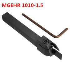 MGEHR 1010-1.5 10*10*100mm External Grooving Lathe Cutting Tool Holder