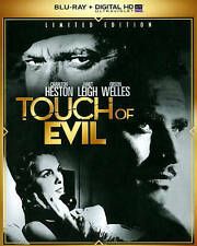 Touch of Evil - Limited Edition (Blu-ray + DIGITAL HD with UltraViolet) DVD, Den