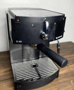 Nespresso D150 1 Cup Magimix Espresso Cappuccino Coffee Machine - Black - Tested
