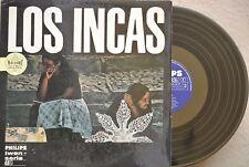 LOS INCAS SELF TITLED GERMAN LP FOLK PERUANO