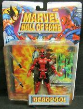 Vintage 1996 Toybiz Marvel Hall of Fame Deadpool Figure MOC K206