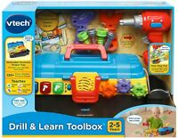 Vtech Drill and Learn My 1st Toolbox Toys