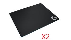 <2> NEW Logitech G240 Cloth Gaming Mouse Pad 94-3000093 DPI Gaming Computering ✅