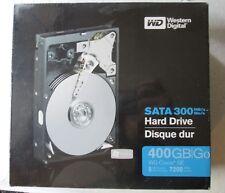 NEW: Western Digital 400GB Hard Drive SATA 300 Go WD Caviar SE (WD4000JSRTL)
