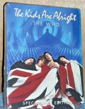 The Who - The Kids Are Alright (DVD, 2003, 2-Disc Set, Special Edition)