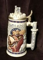 Collectible Knights of the Realm Stein by Avon 1995