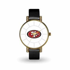 NFL San Francisco 49ers Lunar Watch by Rico Industries