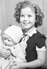 Shirley Temple with dolls picture 8x10 Photo 175