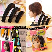 Chic Women Hair Styling Clip Stick Bun Maker Braid Tool Hair Accessories 1set
