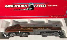 AMERICAN FLYER/LIONEL SILVER FLASH ALCO PH-1 NON-POWERED A-UNIT #6-48129