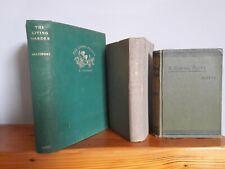 Three Flora reference books