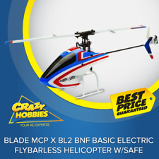 Blade mCPX BL2 BNF Basic Electric Flybarless Helicopter w/SAFE