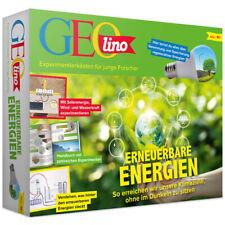 Franzis GEO lino - Regenerative Energien Baukasten-Set