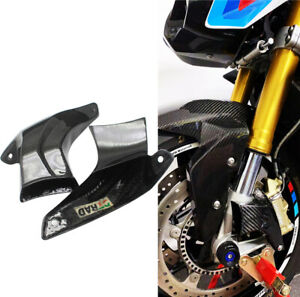 Carbon Fiber Brake Cooling Cover For Ducati Diavel 2011-19 Radial Caliper 100mm