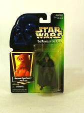 Star Wars Green Card Holo POTF2 Garindan Long Snoot MOC