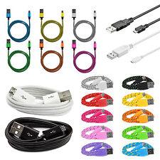 Micro USB Ladekabel Kabel Datenkabel 1M 2M 3M 5M für Samsung Galaxy S7 Sony