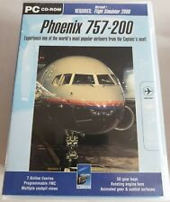 Phoenix 757-200: FS Classics PC CD flight simulator 2000 add on