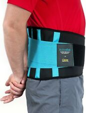 Support for Back Lumbar Brace Pain Relief Injury Prevention UK Size 20 XL