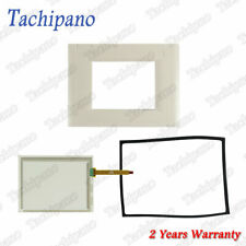Front cover for TP170 TP170B Touch screen panel with Plastic case housing