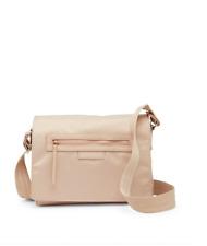 Authentic LONGCHAMP Le Pliage Nylon Messenger Bag- Beige- $295