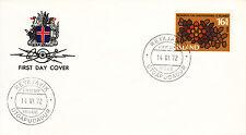 Island 463 FDC, Gesetzgebung der Gemeindeverwaltung