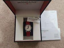 MONDAINE Womens Quartz Watch A658.30323.11SBP
