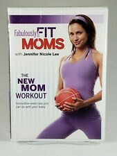 Fabulously Fit Mom : With Jennifer Nicole Lee :The New Mom Workout ( DVD, 2007 )