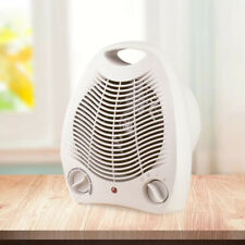 Portable Electric Space Heater 1500w Forced Adjustable Thermostat 3 Settings
