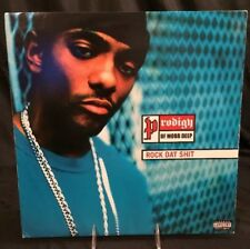 "PRODIGY (MOBB DEEP) - ""ROCK DAT SHIT"" -12"" SINGLE, LOUD RECORDS # 1977-1 (EX)"