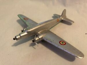 VINTAGE MERCURY DIECAST AIRCRAFT FIAT G212 ITALIAN AIR FORCE TRI-MOTOR AIRLINER