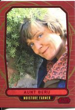 Star Wars Galactic Files Red Parallel #103 Aunt Beru