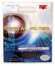 Filtros redondos polarizadores con rosca para cámaras