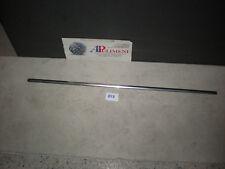 MODANATURA CROMATA PARAFANGO ANT/POST DX/SX FIAT 1100 R LUNGH. 98 cm