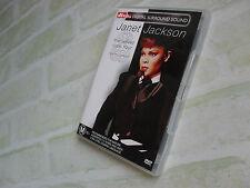 JANET JACKSON - THE VELVET ROPE TOUR - LIVE IN CONCERT - REGION 4 PAL DVD