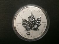 2012 Canada $5 1oz Titanic Privy Mark Maple Leaf Silver Bullion coin
