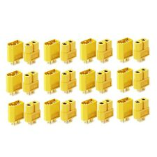 10pairs XT60 Power Plug Connectors for RC Lipo Battery