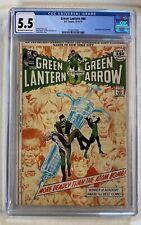 Green Lantern #86 CGC 5.5 Neal Adams