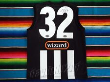✺Signed✺ TRAVIS CLOKE Collingwood Guernsey PROOF COA Magpies AFL Jumper 2017