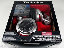 Original Technics Japanese-Manfacture RP-DH1200 Professional Headphones for DJs