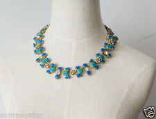 J Crew  Color Stone Necklace