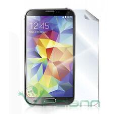 2X Pellicola protettiva display TRASPARENTE p Samsung Galaxy S5 G900F protezione